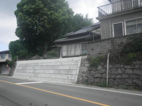 宅地耐震対策工事