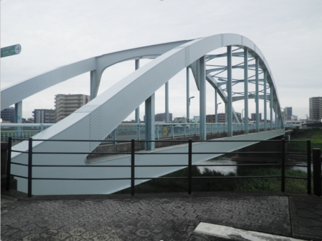 第1号線橋梁補修工事