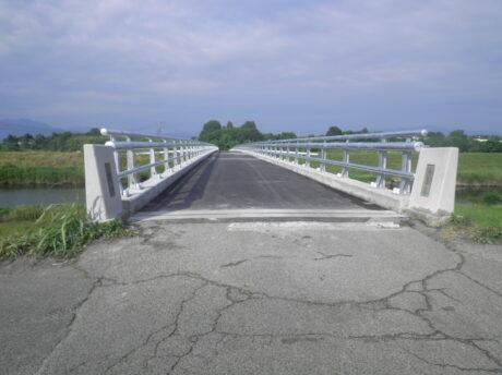 平島橋補修工事